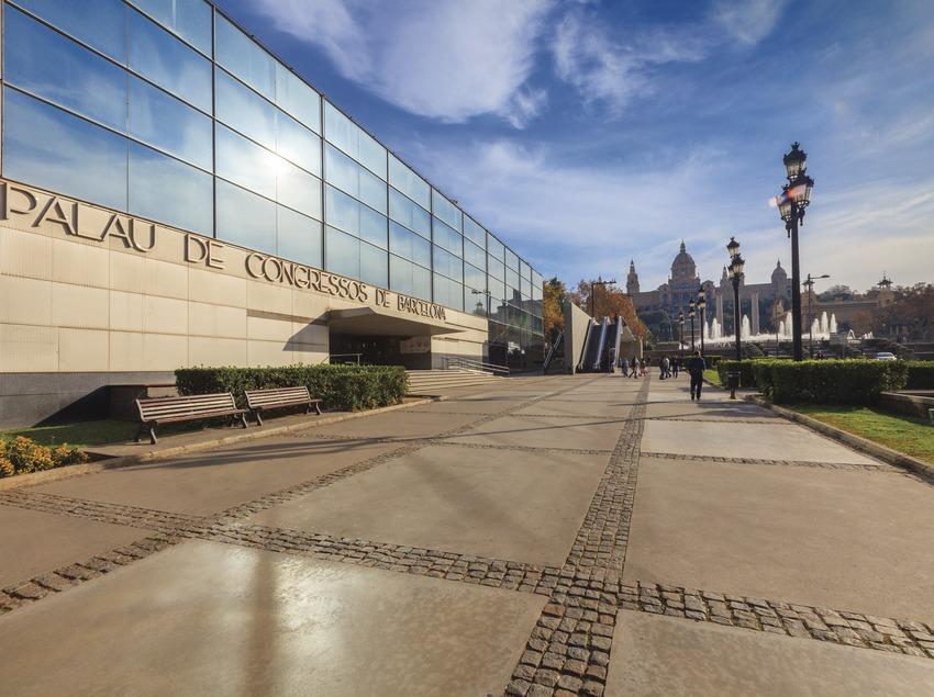 Palau de Congressos de Barcelona Fira Montjuïc.