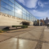 Palau de Congressos de Barcelona Fira Montjuïc. (Pepe Encinas)