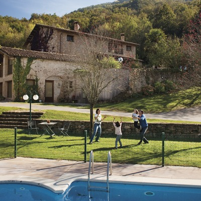 Casa Rural Mas Guitart.