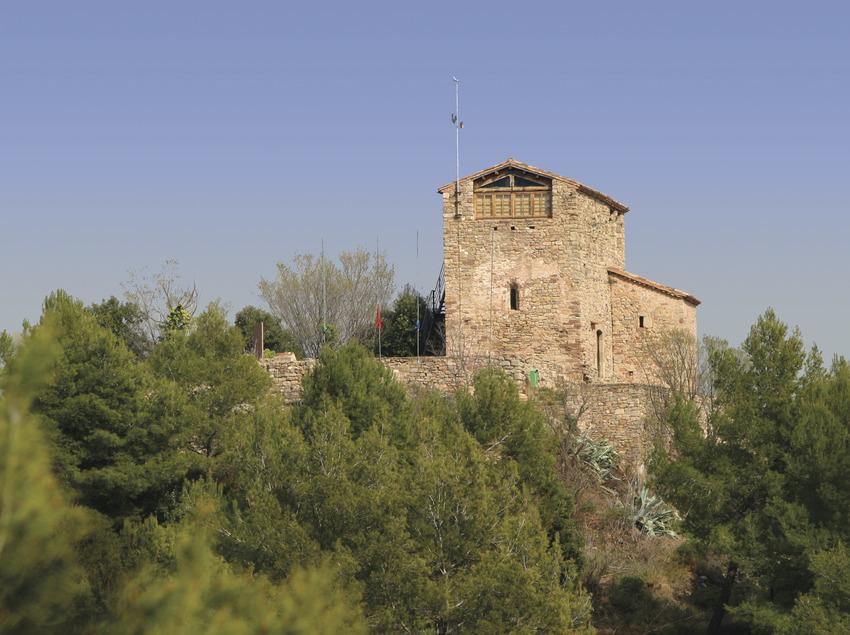 Castillo de Gallifa (Consell Comarcal del Vallès Occidental)