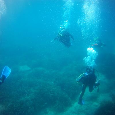 Grup de submarinisme al mar