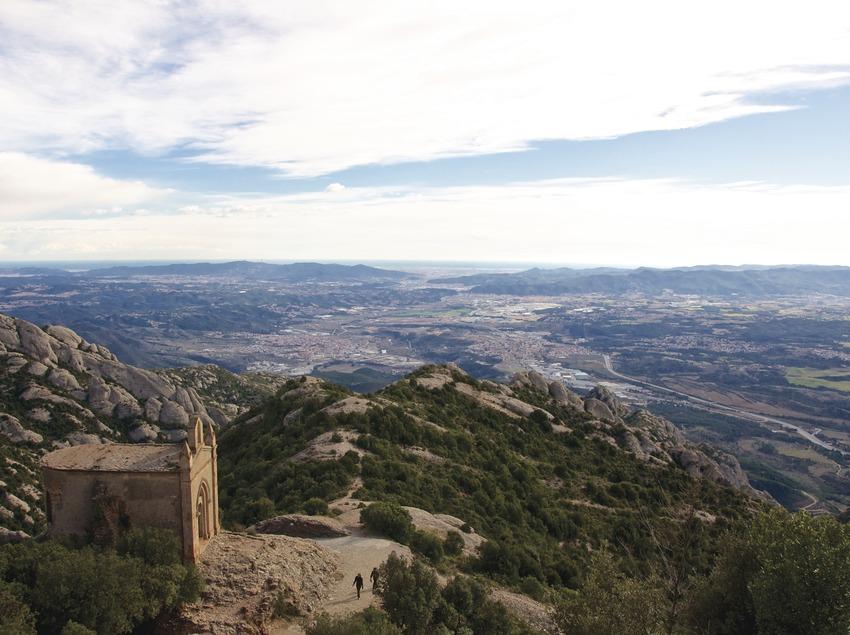 Ermita a Montserrat
