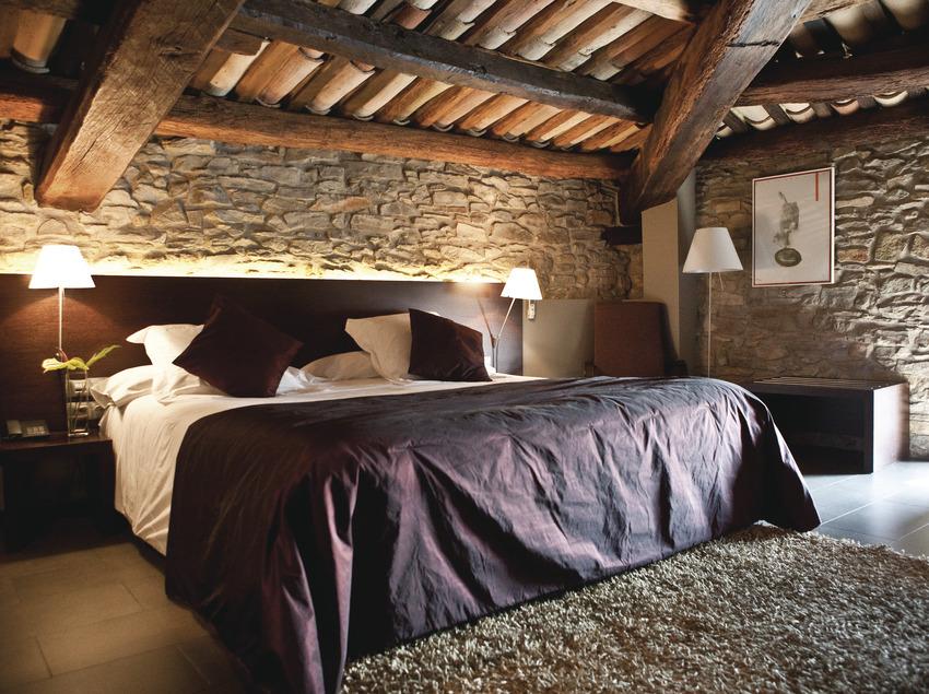 Hotel Mas Albereda   (Habitació rústica_ma ©)