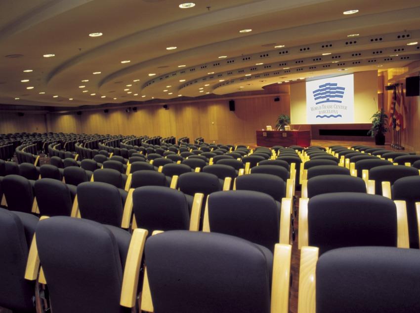 Interior del World Trade Center (Oriol Llauradó)