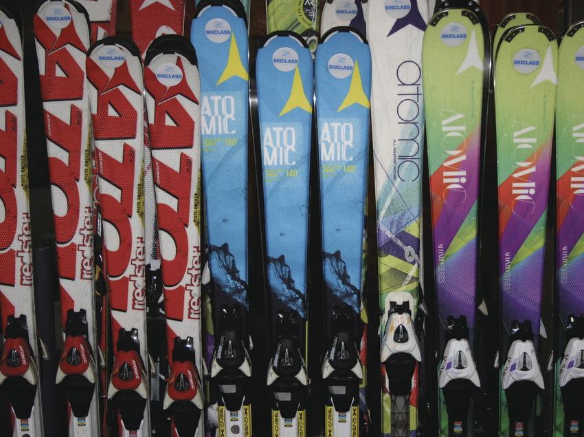 Alquiler d'esquís