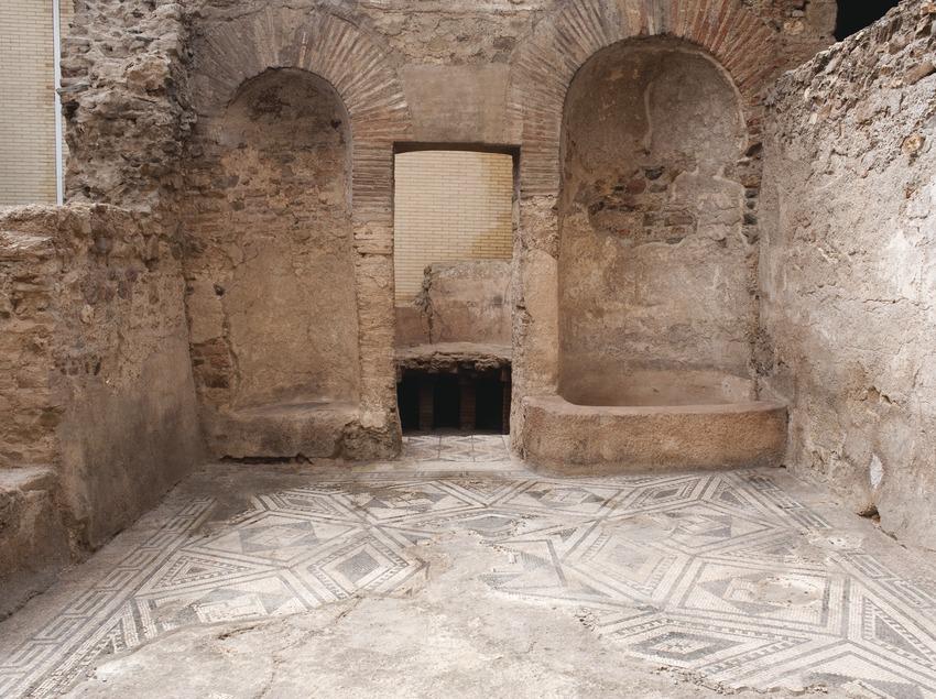 Termas romanas de Sant Boi de Llobregat (Josep Cano)