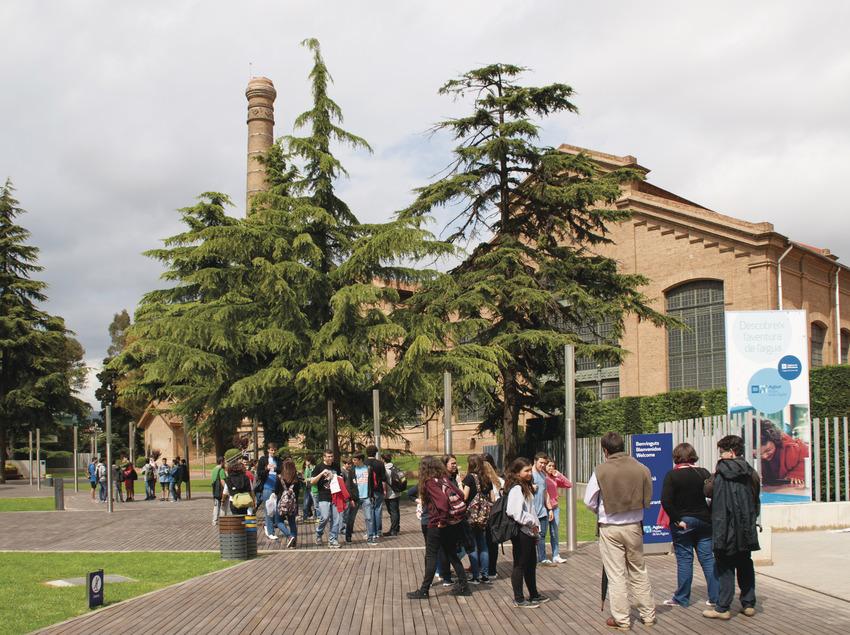 Museo Agbar de las Aguas de Cornellà de Llobregat (Turisme Baix Llobregat)