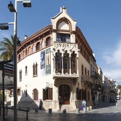 Casa Museo Domènech i Muntaner (Gonzalo Sanguinetti)