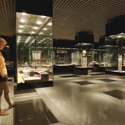 Museu de Badalona (Gonzalo Sanguinetti)