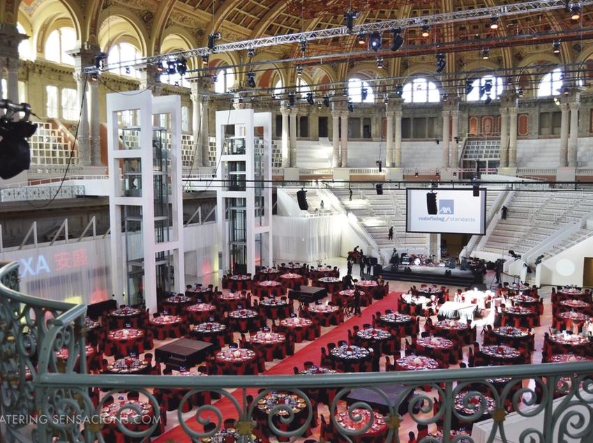 Catering Sensacions - Cena de gala en MNAC   (Catering Sensacions)