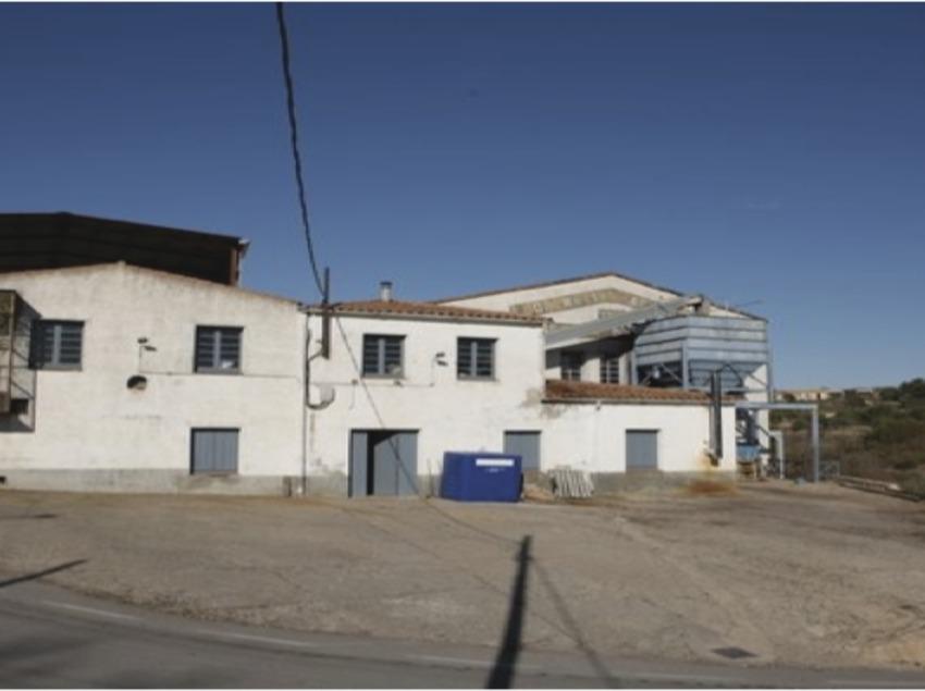 Cooperativa Agrícola de la Serra d'Almos