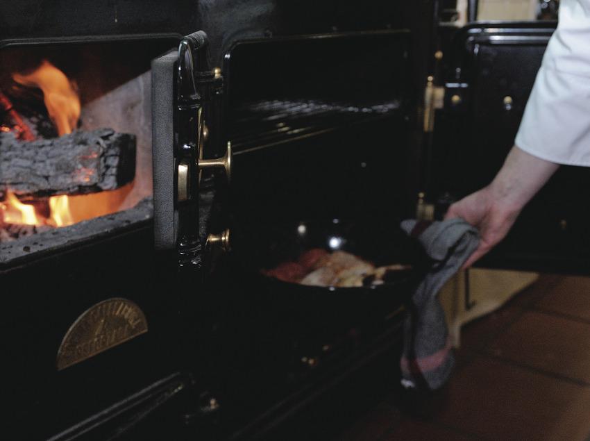 Cocina de leña de Cruells   (Can Cruells)