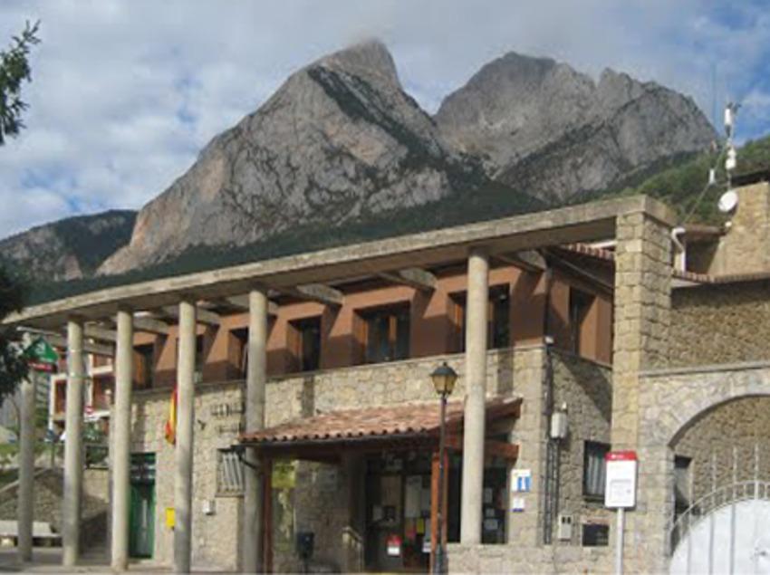 Oficina de Turisme de Saldes