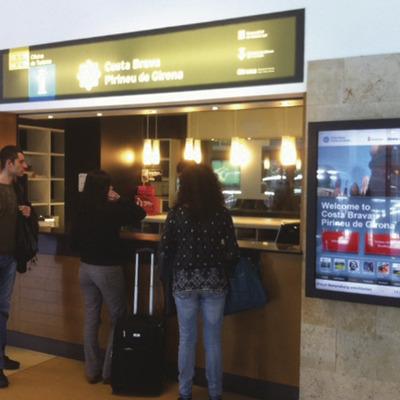 Oficina de Turisme de l'Aeroport Girona