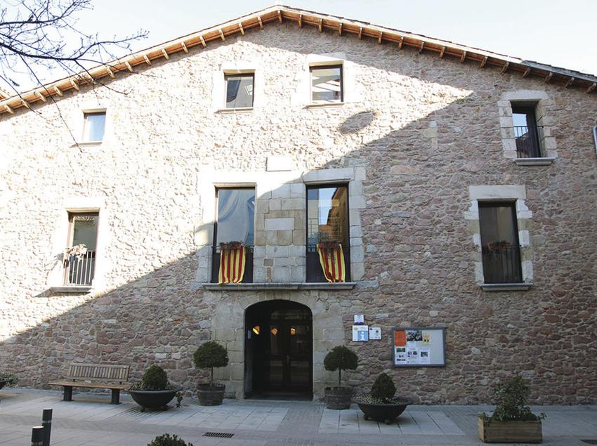 Oficina de Turisme de Sant Hilari Sacalm.