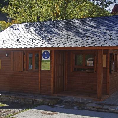 Oficina de Turisme de Tavascan.