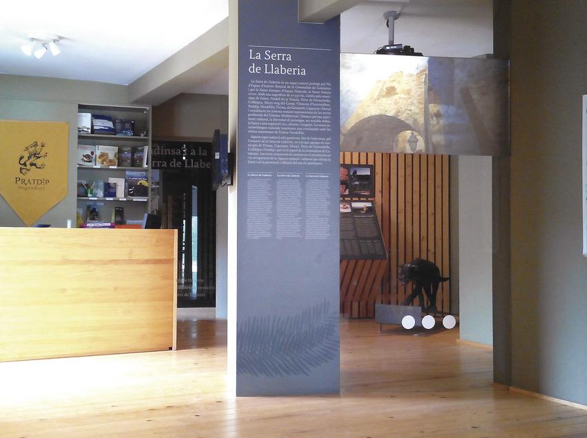 Oficina de Turisme de Pratdip.