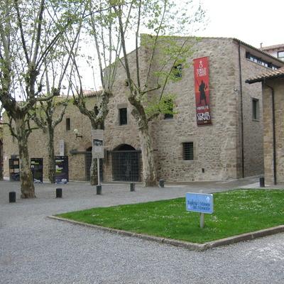 Oficina de Turisme de Sant Joan de les Abadesses.