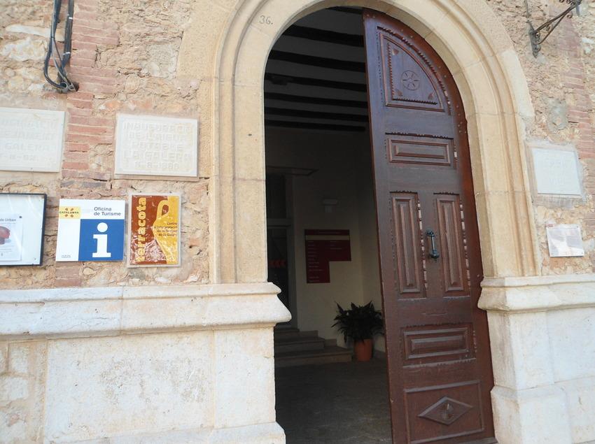 Oficina de Turisme de la Galera.