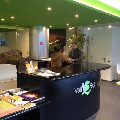 Oficina de Turisme de la Vall de Boí.