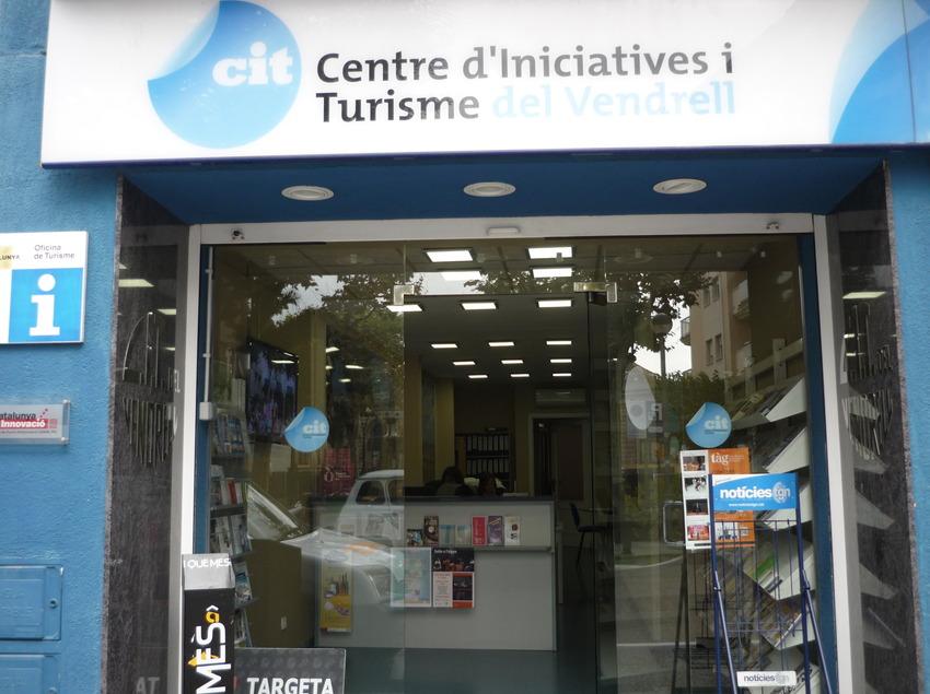 Oficina de Turisme del Vendrell.