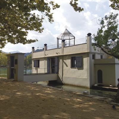 Oficina de Turisme de Banyoles.