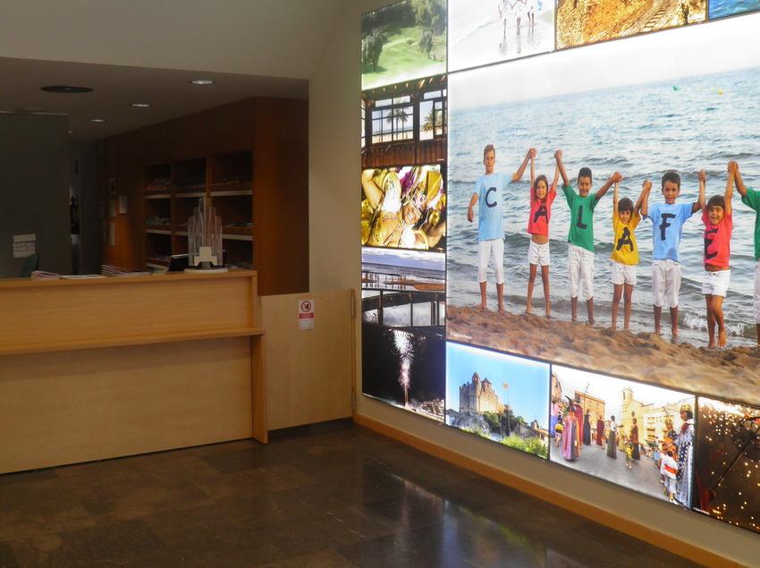 Oficina de Turisme de Calafell.