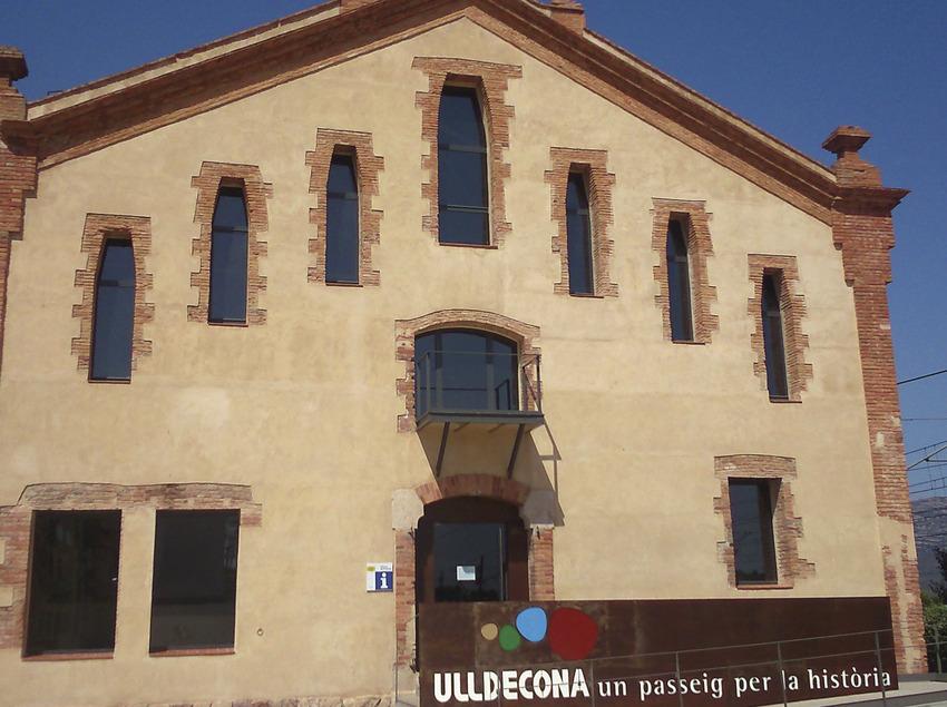 Oficina de Turisme d'Ulldecona.