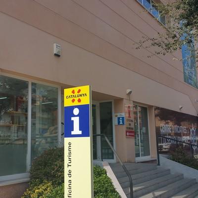 Oficina de Turisme de Tossa de Mar.