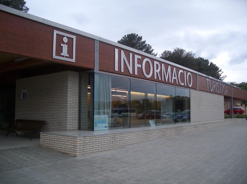 Oficina de Turisme de Lloret (centre).
