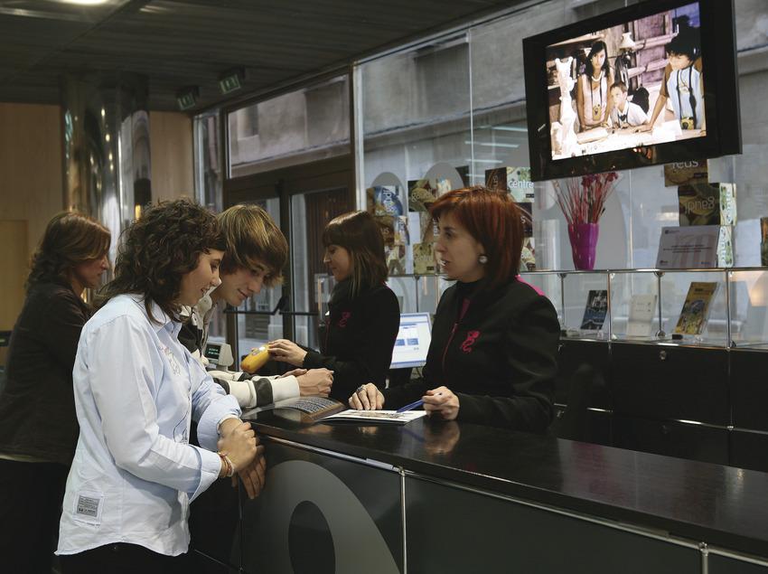 Oficina de Turisme de Reus.