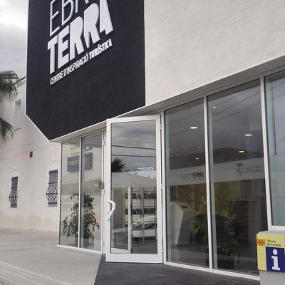 Oficina de Turisme d l'Ebreterra.