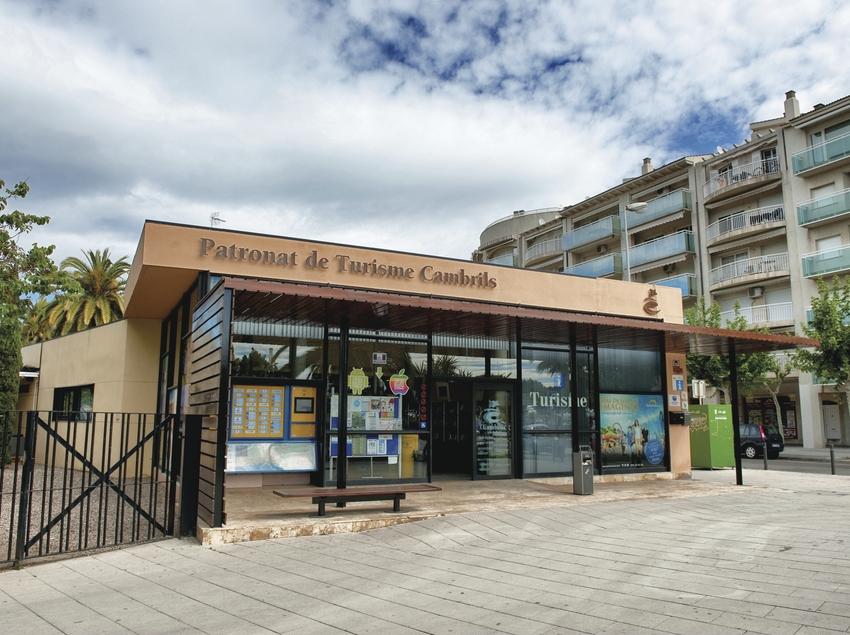 Oficina de Turisme de Cambrils.
