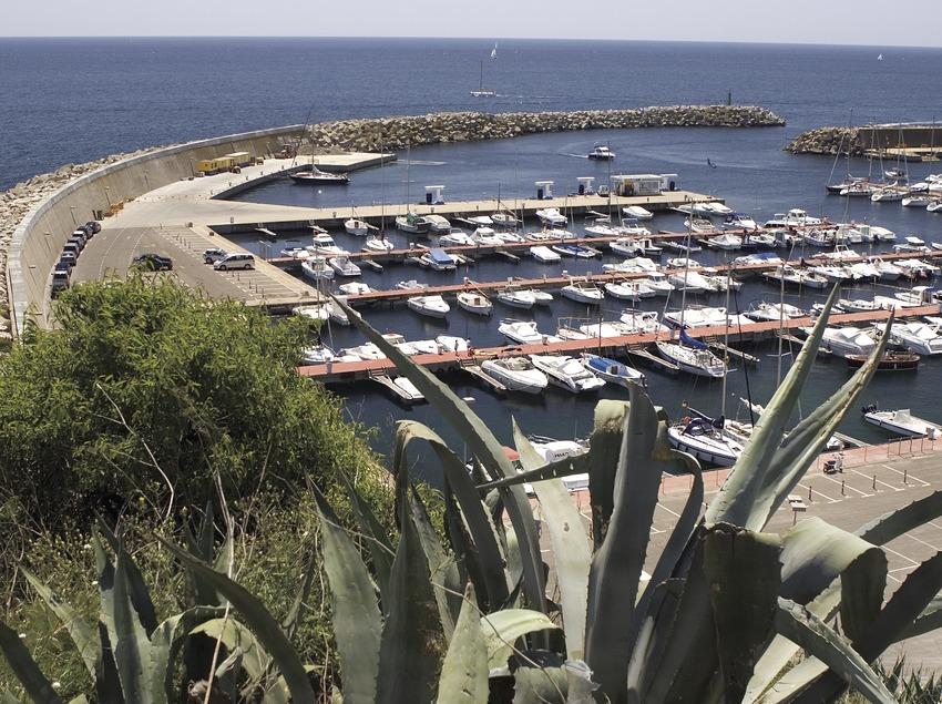 Port Esportiu Marina Palamós  (Miguel Angel Alvarez)