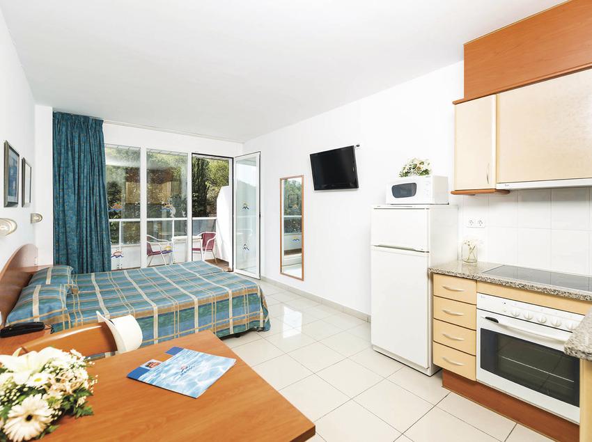Hotel Costa encantada, apartamento estudio.
