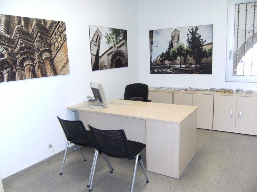 Oficina de Turisme de Vilagrassa.