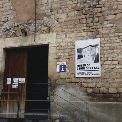 Oficina de Turisme de Gerri de la Sal.