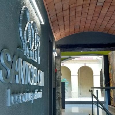 Oficina de Turisme de Sant Celoni.