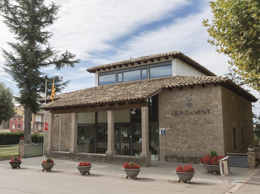 Oficina de Turisme de Lluçanes.