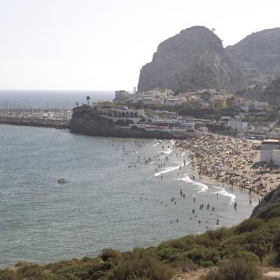 Urbanització les Botigues de Sitges.  (Miguel Angel Alvarez)