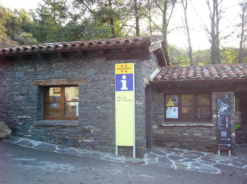 Oficina de Turisme de Rupit.