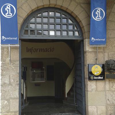 Oficina de Turisme de Montserrat.