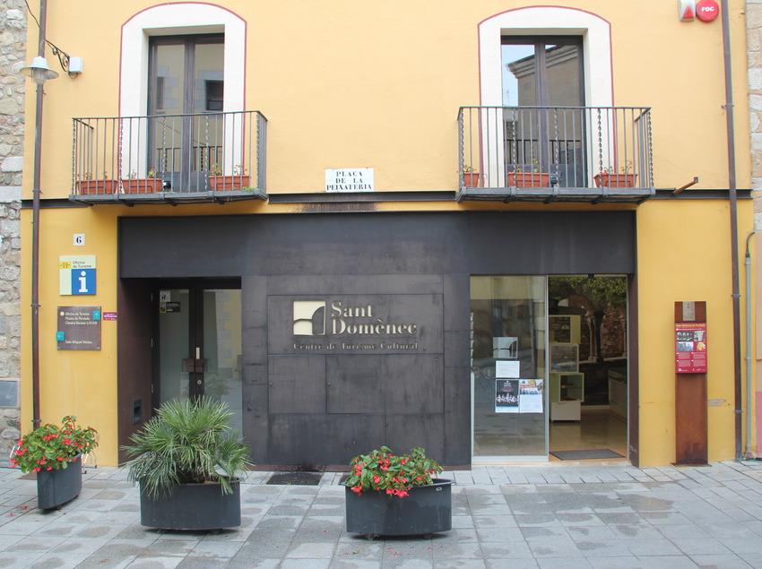 Oficina de Turisme de Peralada.