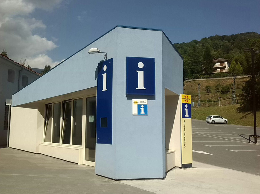 Oficina de Turisme de la Vall de Ribes.