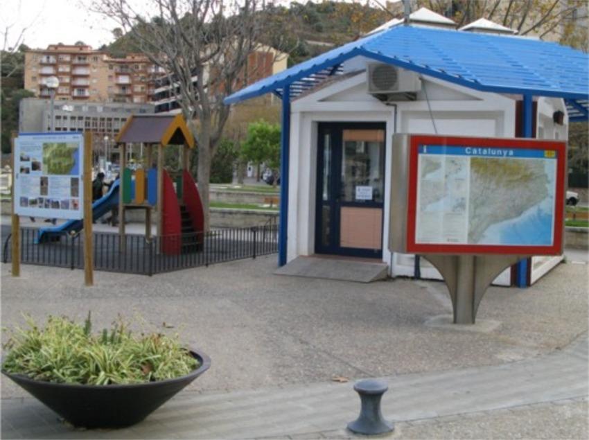 Oficina de Turisme de Portbou.