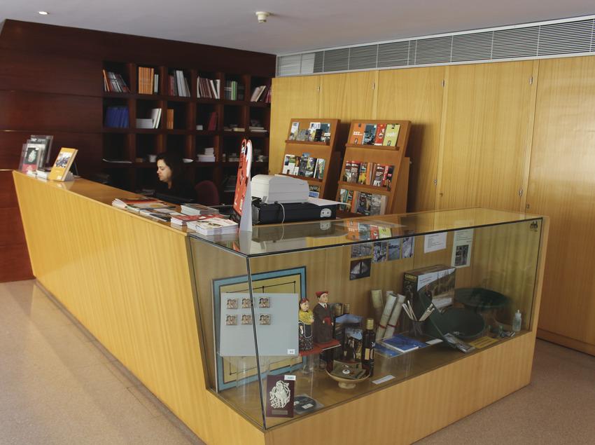Oficina de Turisme de Balaguer.
