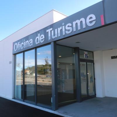 Oficina de Turisme de Palafrugell.