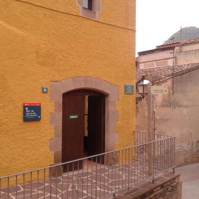 Oficina de Turisme de Figaró.