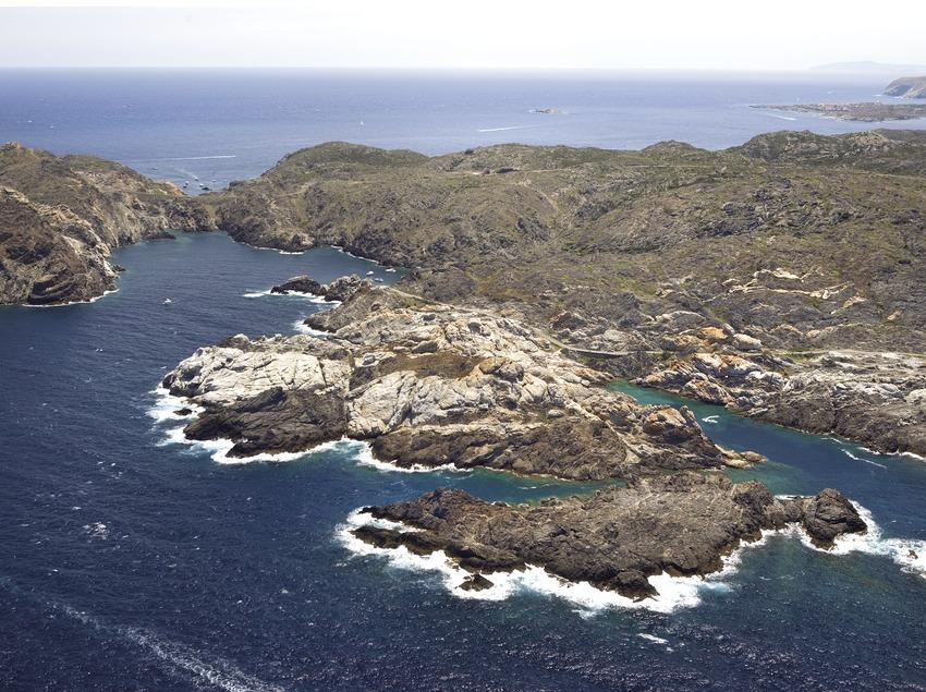 Rock formations in Cap de Creus.  (Miguel Angel Alvarez)