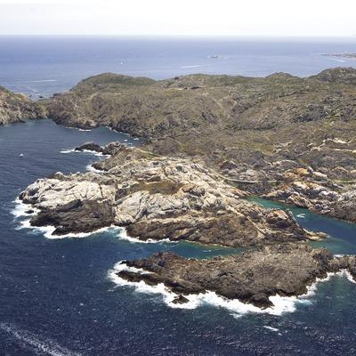 Formacions rocoses al Parc Natural del Cap de Creus  (Miguel Angel Alvarez)